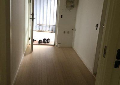 Køkken alrum, gang og værelse samt nye vinduer, i meget lækker materialer, som tydligt kan ses